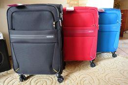 26a7c1564d68d Średnia walizka Summer Voyager American Tourister na kółkach 68 - nowe