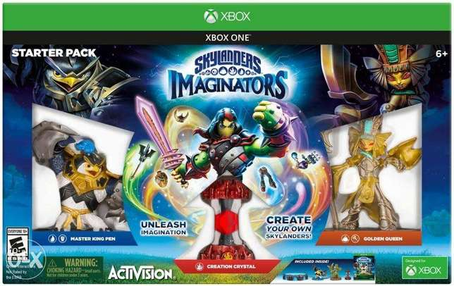 Skylanders Imaginators - Xbox One toy