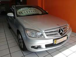 2009 Mercedes Benz C180K Immaculate Condition!!