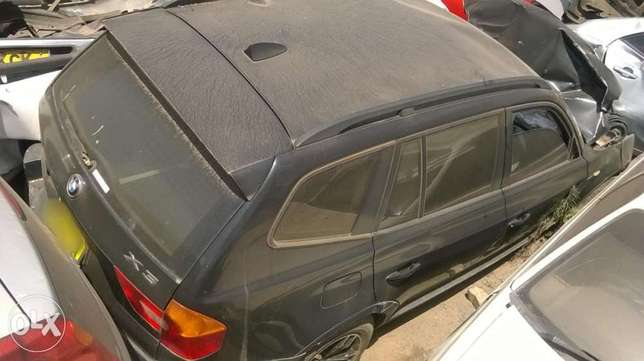 BMW X3 insurance salvage available Industrial Area - image 2