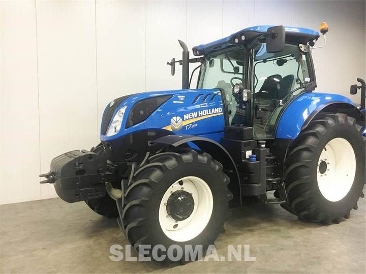 New Holland NH T7.210 RC 4B - 2017