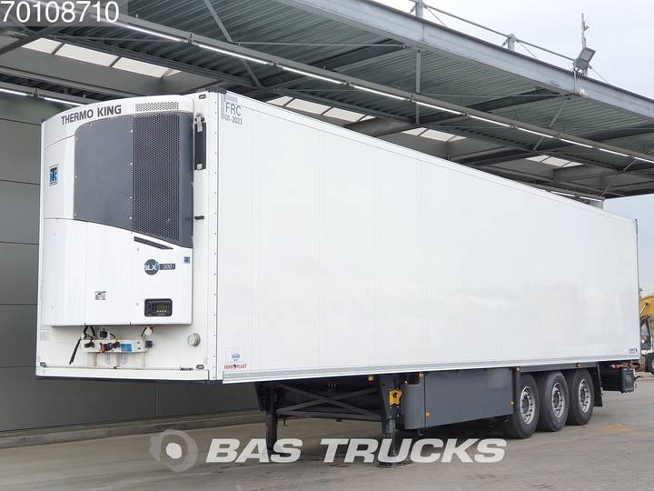 Schmitz Cargobull SCB*S3B Thermoking SLXi 300 Palettenkasten - 2017