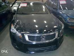 Super clean Nigerian used 2009 Honda accord