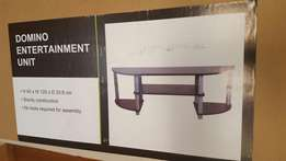 Never-opened entertainment unit