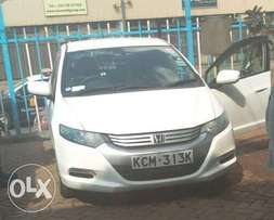 Arrived today, 2010/10 Honda Insight Hybrid