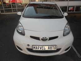 2011 Toyota Aygo 5-Door 1.0 Fresh For R85000