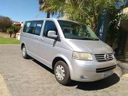 Call Haroon on 2007 Vw Caravelle 1.9 TDI