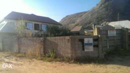 A plot of land for sale at arab road Kubwa