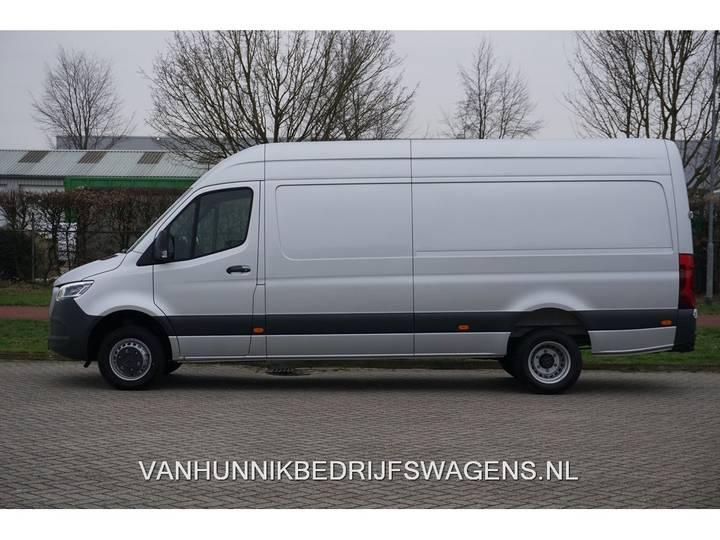 Mercedes-Benz Sprinter 516 CDI L3H2 Navi Airco Camera Gev. Stoel Alarm ... - 2019 - image 2