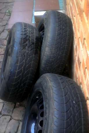 yokohama ×3 for sale 215/70 R16 tyres for sale Montanapark - image 2