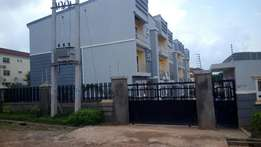 Terraced 4 bedroom duplex at Kaura behind Games village, Abuja