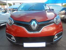 2015 Renault Captur SUV 15,949km 1.6T Turbo Efficiency Manual Gear, N