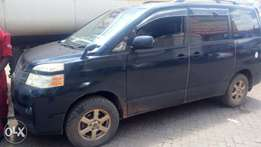 Well maintained toyota voxy asking for Ksh 750 negotiable