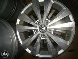 "VW original 16"" rims"