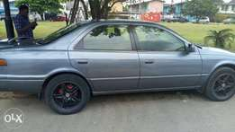 Clean Toyota Camry 1998 (pencil Light).Urgent Sale