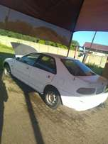 Honda ballade for sell 150i