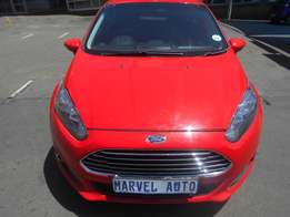2016 Auto Ford Fiesta 5-Door 1.0t Ambiente For R165000