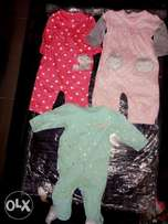 Body suit for baby girls, (3month).