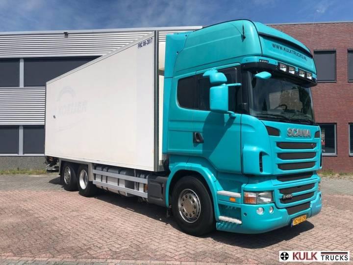 Scania R 480 6x2 / CARRIER / RETARDER - 2011