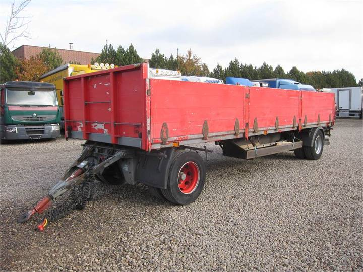 Pacton 20 T. Fast Lad Axd220 - 2008