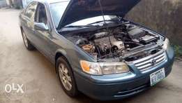 Clean 2001 Camry For Sale at give up price