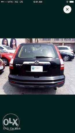 Honda CR-V 2010 in 100% perfect condition. Sharp and full option. Ikeja - image 5