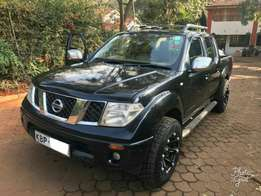 Nissan Navara 2011 Local edition. Auto.