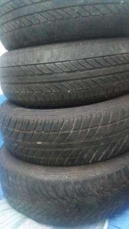 tyres for bakkie all what you see i have Kenilworth - image 2