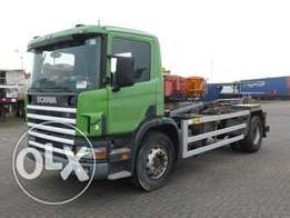 Scania P94.260 - For Import