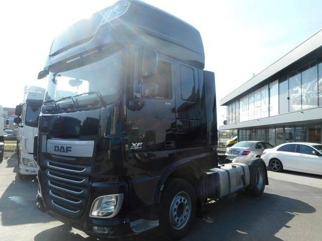 DAF XF 510 FT SUPER SPACE CAB - 2016