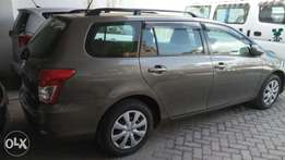 Toyota Fielder KCP number 2010 model And More others loaded with, go