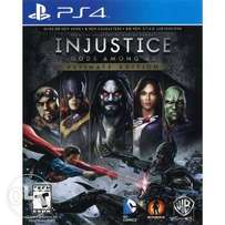 Injustice: God among us edition ps4