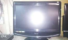 Bush lCd 19inchis wall tv with inbuilt DVD working