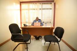 Furnished office for rent In Nairobi CBD