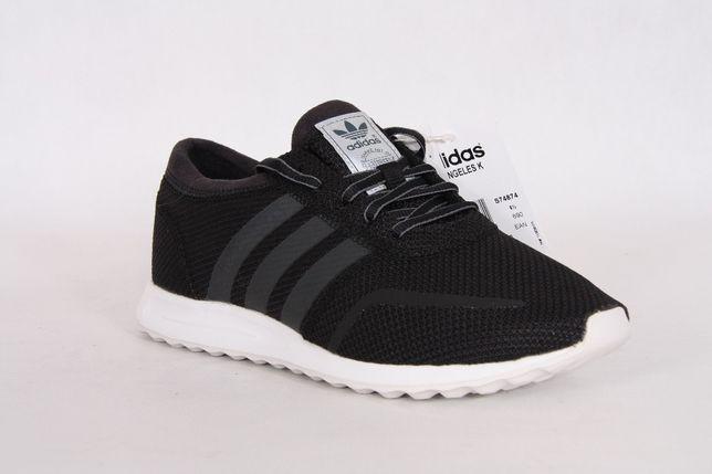 Buty Adidas los angeles czarne rozmiary 35,36, 38, 39 nowe