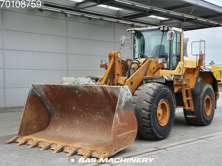 Volvo L150G Technical ok - 2014