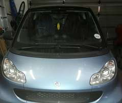 Spares required - Smart Fortwo Coupe MHD - 451