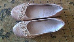 05606de24 женские макасины, туфельки rieker 39 - 39,5 размер