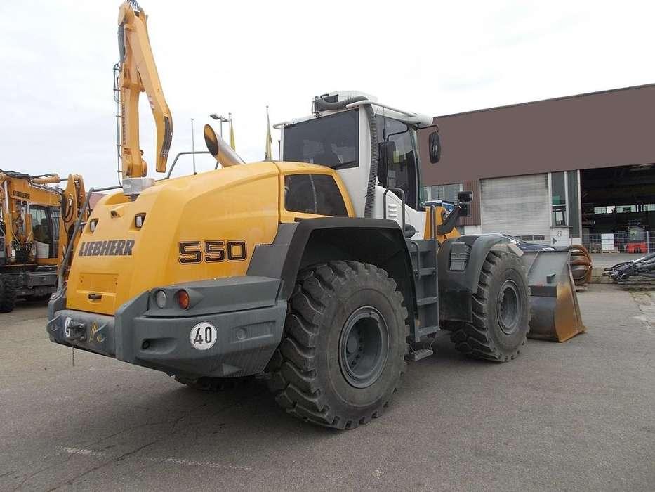 Liebherr L550 IND - 2014 - image 3