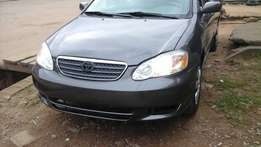 My super clean Toyota corolla 07 toks urgently for sale