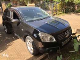 Nissan Dualis Year 2007 Automatic Transmission 4WD Black Ksh 900K