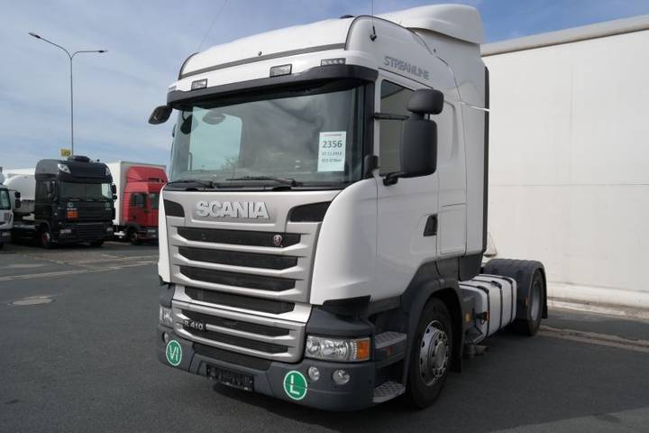 Scania R410 LA 4x2 RETARDÉR EURO 6 - 2014