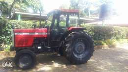 MF 375 2WD tractor