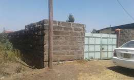 Quick sale 2bedroom house in a 50/100 well planned plot
