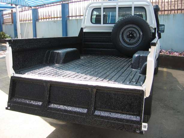 MCI Ltd: Pickup PolyUrethane truck bed liner services Industrial Area - image 3