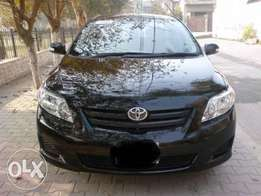 Toyota Corolla 2009 - Fully Loaded. Great Deal. CLEAN!! N1.7million**