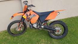 2007 KTM 200XC-W OffRoad For Sale!