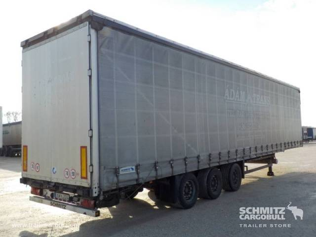 Schmitz Cargobull Tolóponyva Mega - 2007 - image 5