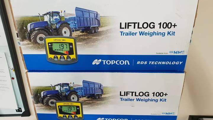 LIFTLOG 100+TRAILER WEIGHING KIT - 2019