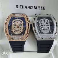 Richard Millie iced /ap watch now available best price deal